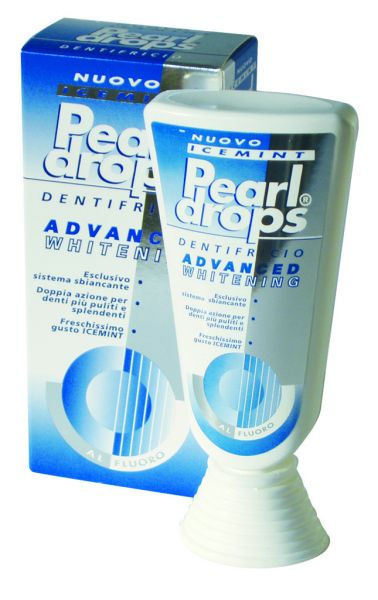 dentifricio pearl drops advanced whitening
