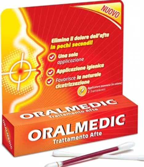 corticosteroid ointment for mouth ulcer